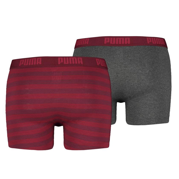 Puma Boxershorts red striped (2)